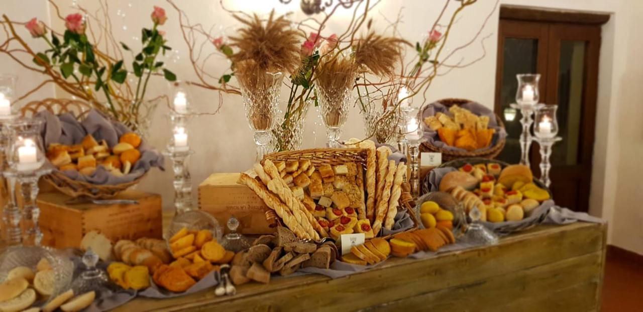 Buffet, special dishes and restaurant for weddings - Villa Ventura - Falerna - Catanzaro - Calabria