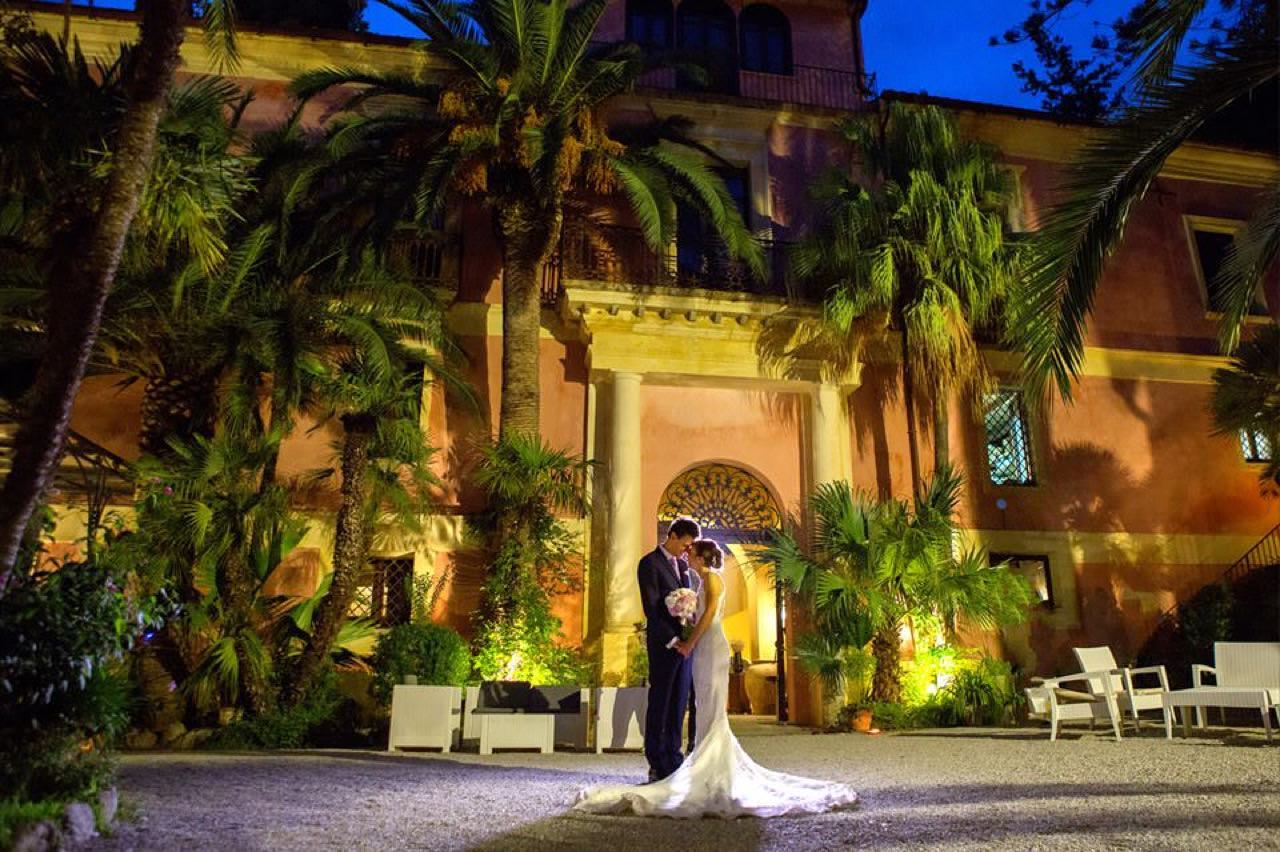 Garden and exteriors to celebrate luxury outdoor weddings - Villa Ventura - Falerna - Catanzaro - Calabria
